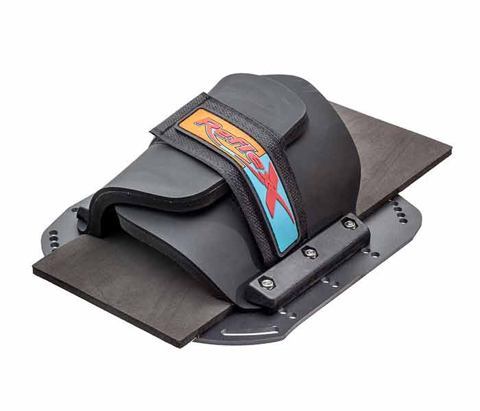 Reflex Rear Trick Toe Plate