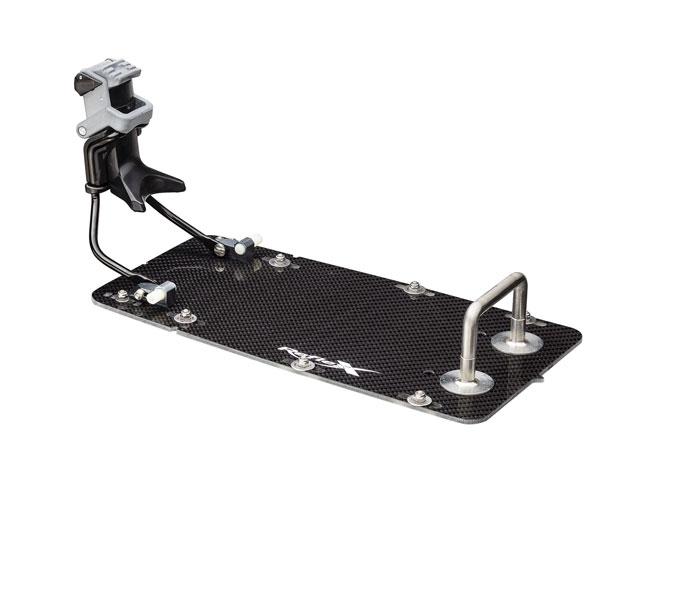 Reflex Front Short Water Ski Plate