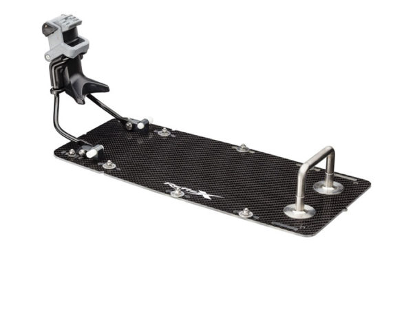 Reflex Carbon Long Front Plate for size 12