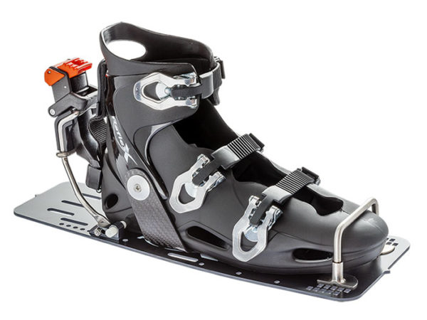 Reflex Rear Slalom Binding with Carbon U Base