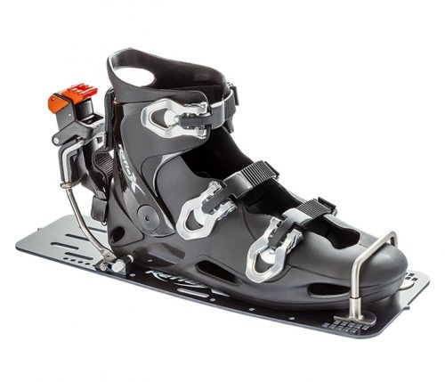 Reflex Rear Slalom Binding No Carbon U Base