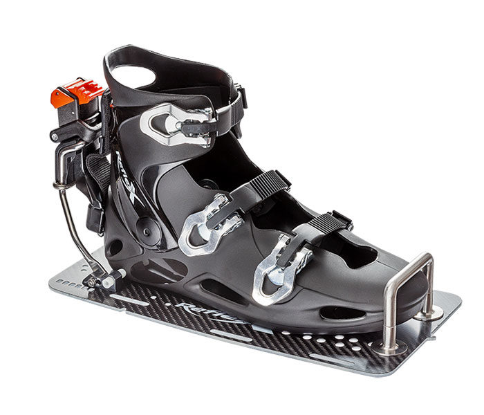 Reflex Slalom Binding on Carbon Plate