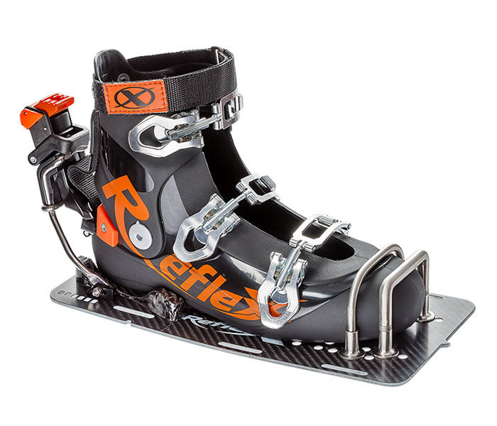 Reflex SuperShell 5.0 Slalom Binding with Double Bar